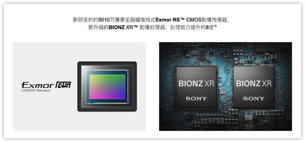 SONY 索尼 ILCE-1 A1 全画幅微单相机 单机身