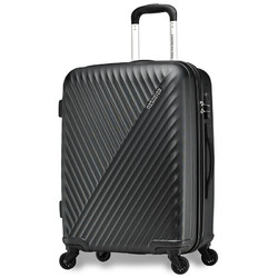AMERICAN TOURISTER 美旅 VISBY系列 ABS拉杆箱 AX9 黑色 24英寸
