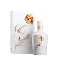 谷小酒 分享2000 52%vol 浓香型白酒 500ml 单瓶装