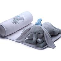 TAIPATEX 迪士尼系列 宝宝小飞象造型睡姿固定枕