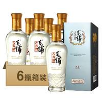 劲牌 毛铺系列 苦荞酒 黑荞 42.8%vol 白酒