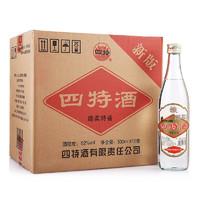 SITIR 四特 老四特 精装版 52%vol 特香型白酒 500ml*12瓶 整箱装