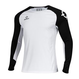 RIGORER 准者 中性运动T恤  Z119310502 黑白 M