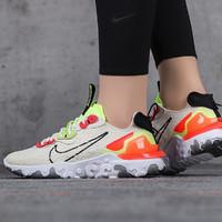 耐克女鞋 新款REACT VISION女子机能缓震运动跑步鞋