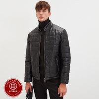 super.natural SNURM029390077 男士绵羊皮外套