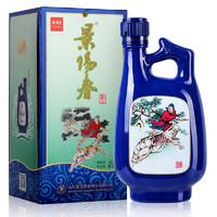 景芝 景阳春 52%vol 浓香型白酒 480ml 单瓶装