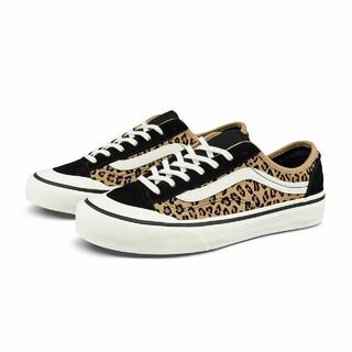 Vans 范斯 Style 36 VN0A3MVL2FP 女款豹纹印花低帮板鞋
