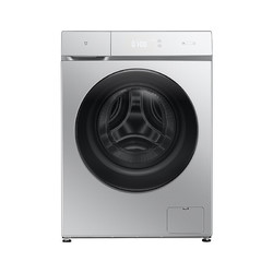 MIJIA 米家 XHQG100MJ02 洗烘一体机1S 10KG 银色