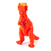 UCCA Store隋建國 《中國制造》限量雕塑收藏品恐龍 橙色