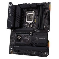 限地区:ASUS 华硕 TUF GAMING Z590-PLUS WIFI主板(Intel Z590/LGA 1200)