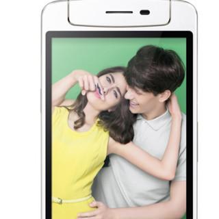 OPPO N1 mini 4G手机 2GB+16GB 雪晶白