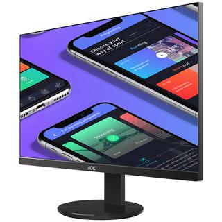 AOC 冠捷 U系列 U2790VQ 27英寸 IPS 显示器(3840×2160、60Hz、99%sRGB)