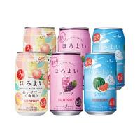 临期品: Suntory 三得利 日本预调鸡尾酒 混合口味 350mL*7罐