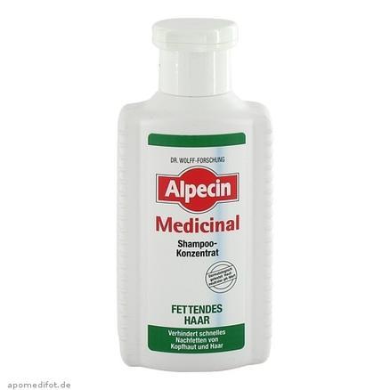 【保税仓包邮不含税】Alpecin 阿佩辛 强效控油洗发露(脂溢性脱发/油性发质) 200ml