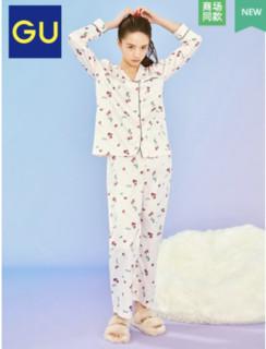 GU 极优   331484 女士睡衣套装