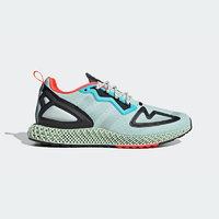 adidas Originals Zx 2k 4d 中性休闲运动鞋 FV8500  绿黑 41