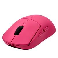 猛男粉:Logitech 罗技 G PRO WIRELESS 无线鼠标粉色限量款
