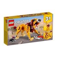 百亿补贴:LEGO 乐高 创意百变系列 31112 狂野狮子