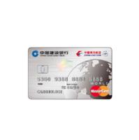 CCB 建设银行 东航联名系列 信用卡白金卡 世界睿我版