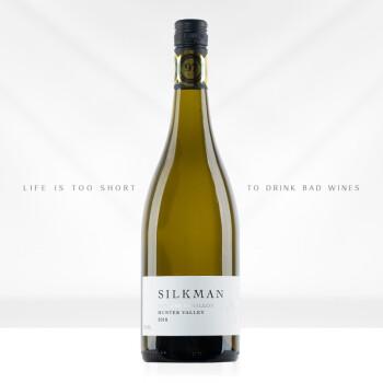 澳大利亚高分红五星酒庄希克曼酒庄系列干红干白葡萄酒 珍藏级赛美容干白