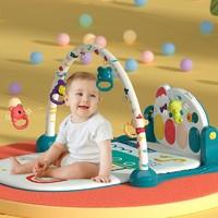 beiens 贝恩施 婴儿脚踏钢琴健身架