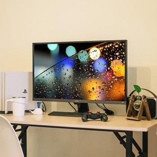 BenQ 明基 EW3270U 31.5英寸 VA FreeSync 显示器(3840×2160、60Hz、95%DCI-P3、HDR10)