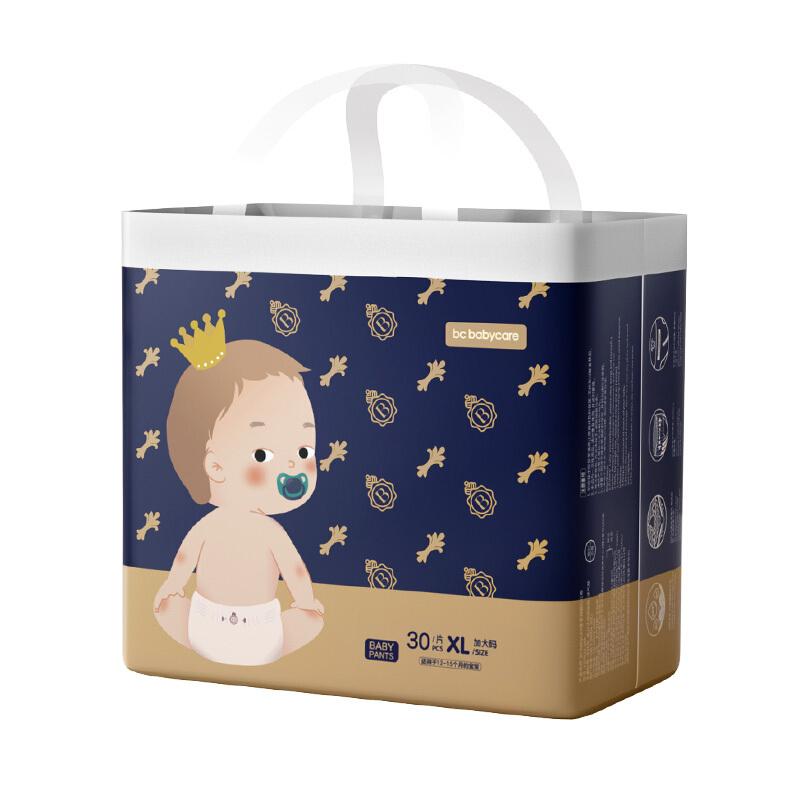 babycare 皇室弱酸系列 婴儿拉拉裤 XL 30片