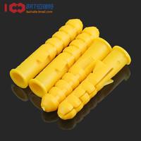 6mm塑料膨胀管/膨胀胶塞/塑料管/尼龙胀塞/锚栓胶塞M8M10M12M14