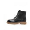 Teenmix 天美意 女士短筒马丁靴 AV201DD9 黑色 36