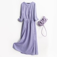 La Chapelle 拉夏贝尔 2460502SH71G 女士连衣裙