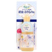 日本原装进口 小林制药 KOBAYASHI 女性生理内衣裤清洗剂120ml*抑味*去血渍 *3件