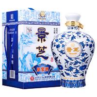 景芝 原浆酒 62%vol 白酒 1500ml 单瓶装