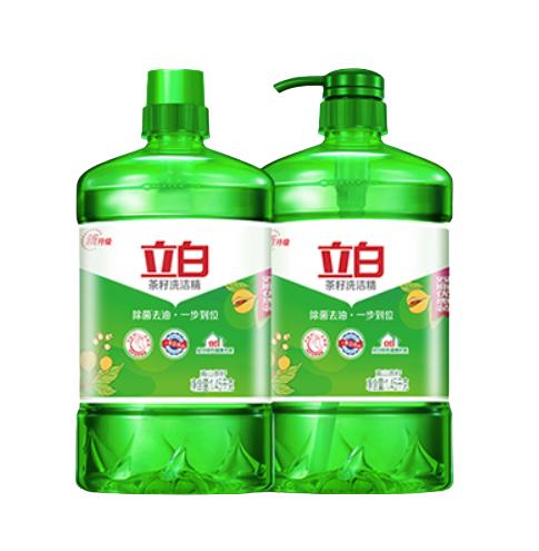 Liby 立白 茶籽系列 洗洁精 1.45kg*2瓶