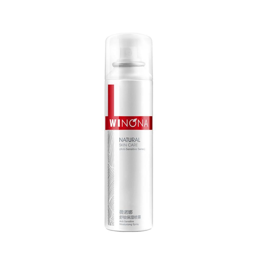 Winona/薇诺娜舒敏保湿喷雾150ml舒缓修护敏感肌爽肤水化妆水补水