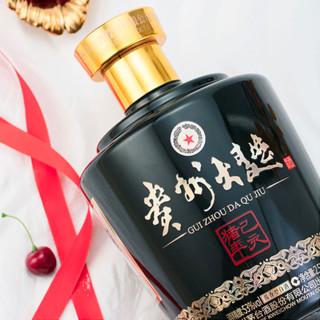 MOUTAI 茅台 贵州大曲系列 己亥猪年 53%vol 酱香型白酒 2500ml 单瓶装