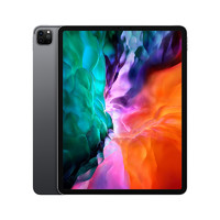 Apple 苹果 iPad Pro 4 代 2020款 12.9英寸 平板电脑(2732*2048dpi、A12Z、128GB、WLAN版、深空灰色、MY2H2CH/A)