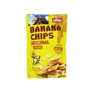 泰国 Kernes克恩兹香蕉脆片40g香蕉片香蕉干蜜饯果干小吃