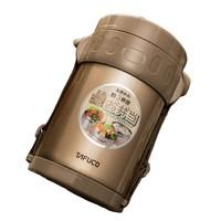 TAFUCO 泰福高 不锈钢保温饭盒 2.0L