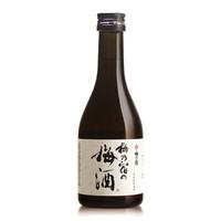 限地区:UMENOYADO  梅乃宿  日本梅酒  300ml *2件