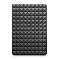 SEAGATE 希捷 Expansion系列 黑钻版 2.5英寸Micro-B移动机械硬盘 5TB USB 3.0 黑色