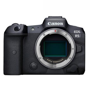 Canon 佳能 EOS R5 全画幅无反相机