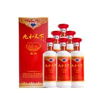 PLUS会员:MOUTAI 茅台 贵州茅台酒股份公司 九和天下 宜和 53度 酱香型白酒 500ml*6瓶 整箱装