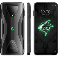 BLACK SHARK 黑鲨 游戏手机3 5G智能手机 6GB+128GB 幻境黑
