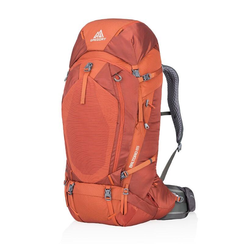 GREGORY 格里高利 baltoro 65 2018升级款 男子徒步背包 铁橙色 M 65L