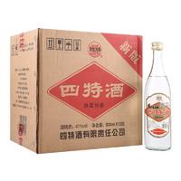 SITIR 四特 老四特 精装版 45%vol 特香型白酒 500ml*12瓶 整箱装