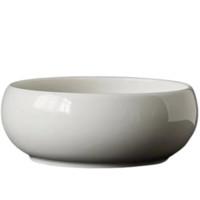 祥福 LP-511131 陶瓷洗茶杯 1100ml 白色