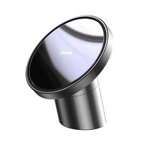 倍思 车载手机支架适用于iPhone12导航magsafe磁吸盘式汽车内支撑