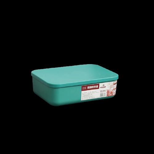 稻草熊 88600 收纳盒 26*18*8cm 龙胆绿