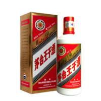 MOUTAI 茅台 茅台王子酒 53%vol 酱香型白酒 500ml 单瓶装