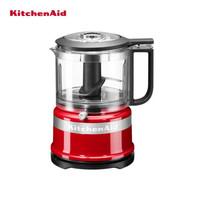 KitchenAid 凯膳怡 5KFC3516CER 3.5杯 食物料理机